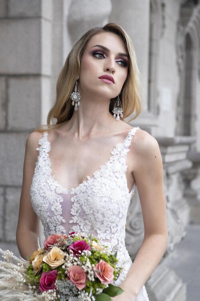 Elsa Julca Make Up maquillaje y peluquería novias Lima