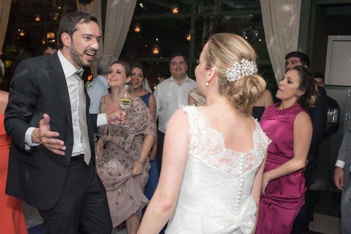 danca dos noivos festa casamento