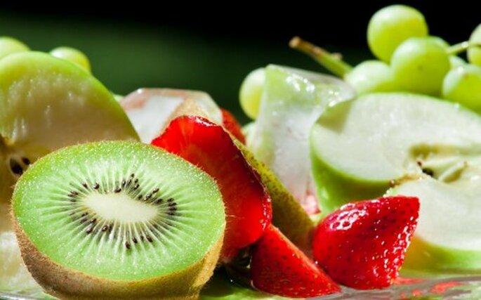 Des fruits dans votre régime avant mariage- Photo: Banco de imágenes