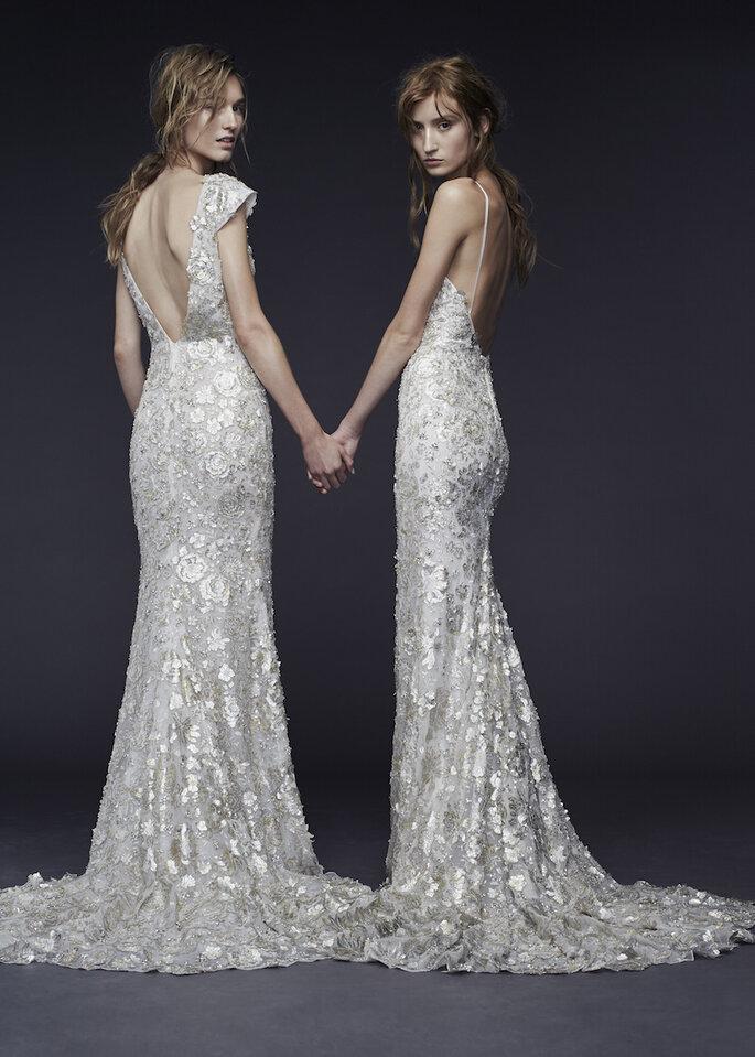 Las tendencias más grandiosas en vestidos de novia 2015 - Vera Wang Oficial