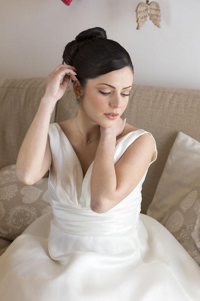 Maria Serena Magliulo makeup artist