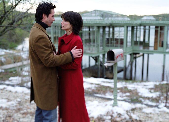 amour cinéma films romantiques entre deux rives The lake house