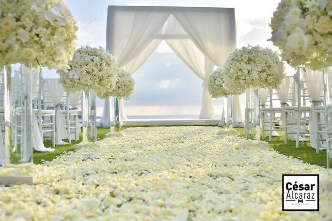 César Alcaraz Wedding Planner