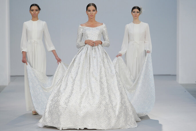 Madrid Bridal Week - Pasarela Costura.