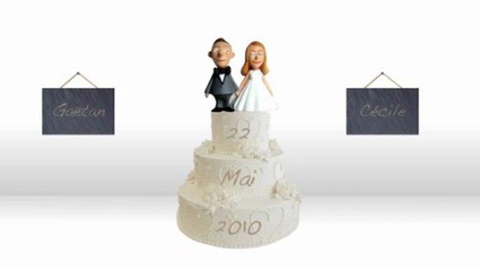 """Vidéo """"Save the date"""" : un avant-goût du mariage..."""