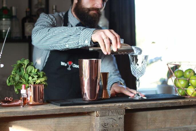 Cocktail Kurs Cocktails mixen Junggesellinnenabschied