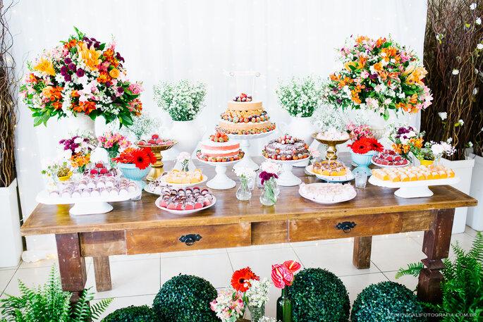Flores: Isabela Mara Eventos |Foto: Renato Domenicali