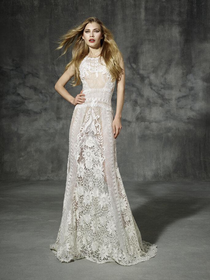 Свадебное платье Bonanova Фото: YolanCris