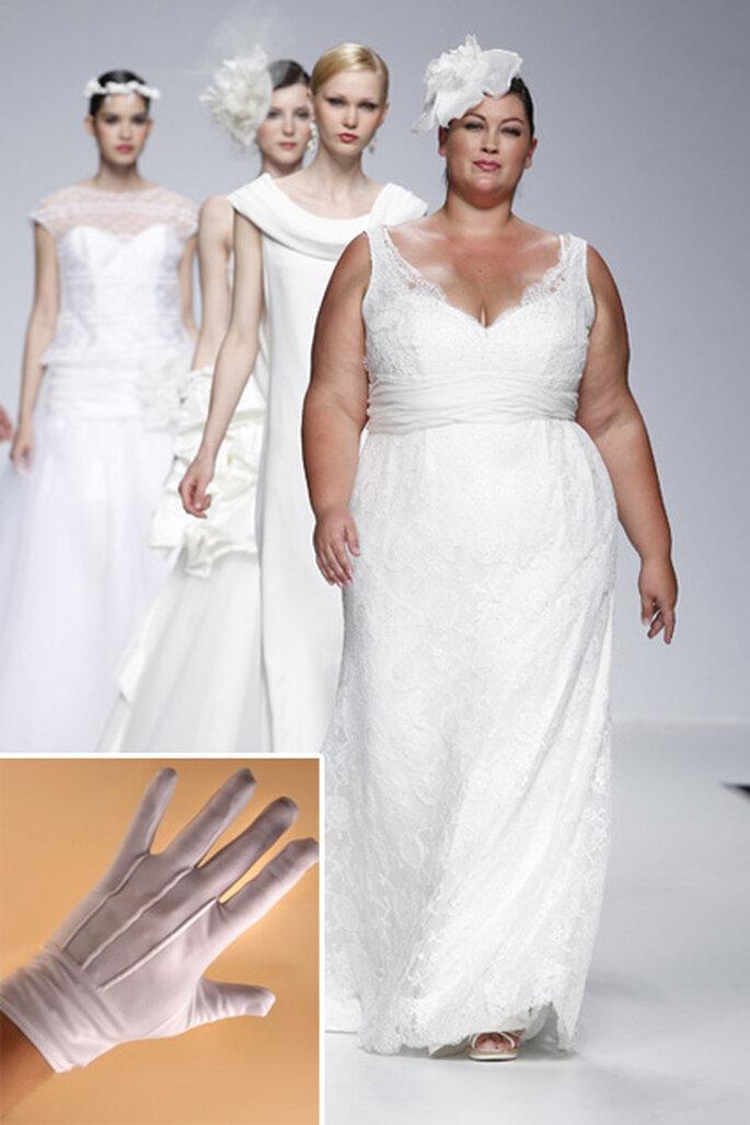 Choisir ses gants de mariée