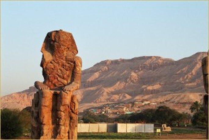 Visitar museos, arquitectura y el clima árido de Egipto