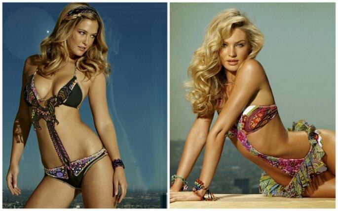 Diseños de trikini 2011 por Agua Bendita