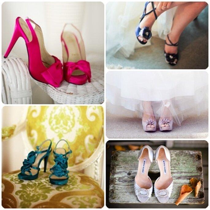 Tante proposte a seconda del vostro abito da sposa