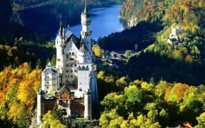 Baviera, al sur de Alemania