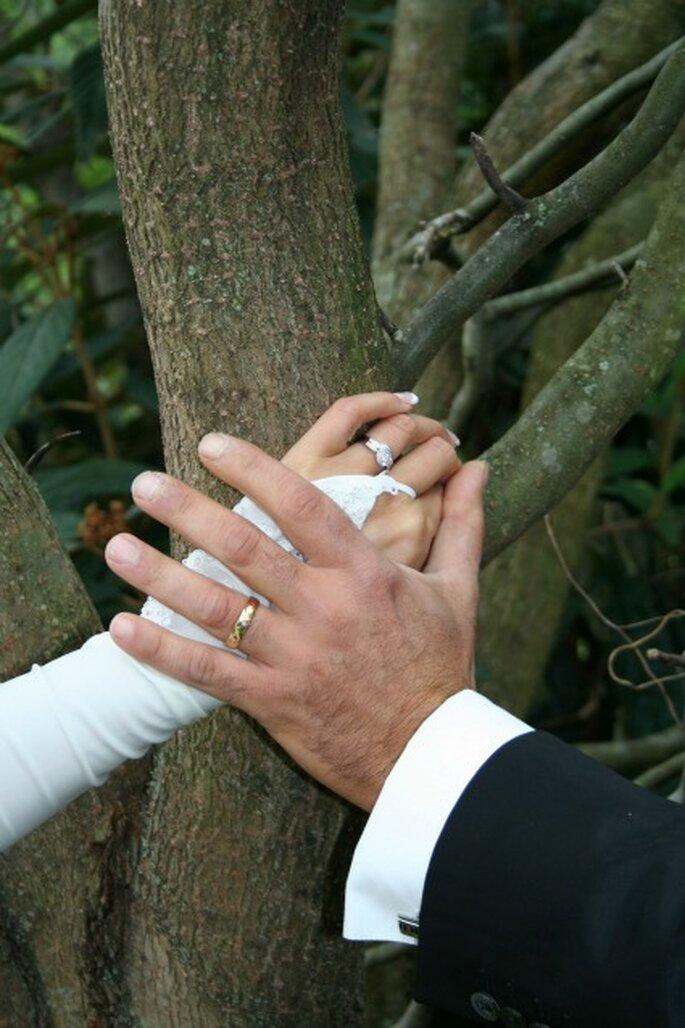 L'officiant apportera solennité et émotion à votre cérémonie laïque - Photo : Cérémonie de Mariage