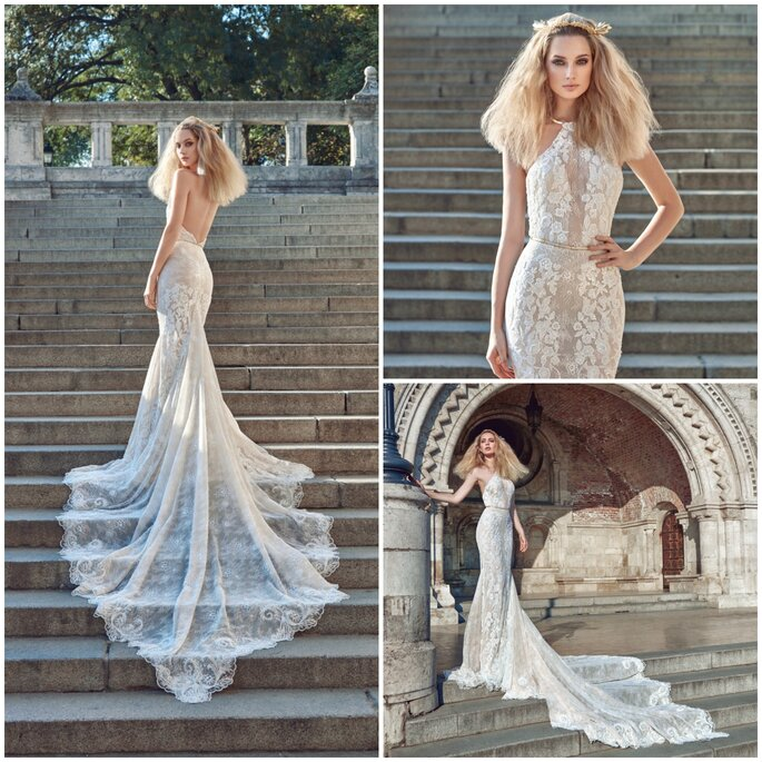 Image: Galia Lahav Ivory Tower Haute Couture Collection, dress 1601 Victoria