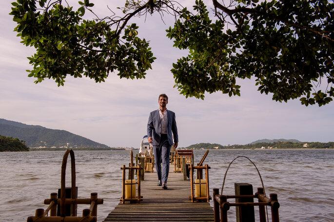 casamento boho chic na beira da praia