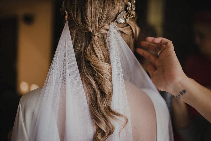 Pettinatura: Marieta Hairstyle | Foto: Serafín Castillo