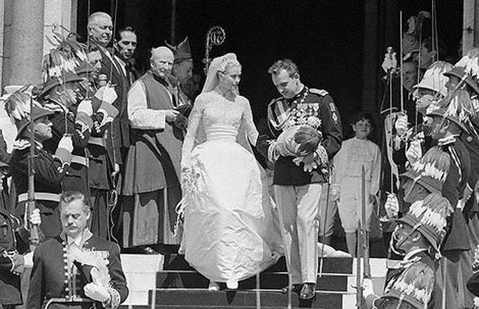 Brautkleid von Grace Kelly