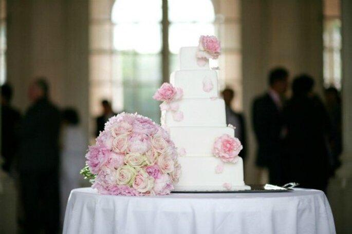 Le dessert de mariage réjouit nos papilles ! - Crédit photo : photozou