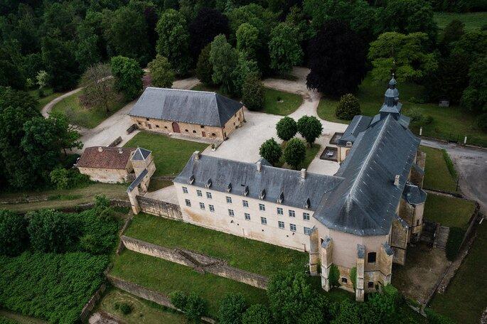 Le Clos de Lorraine - Lieu de réception mariage - Meurthe-et-Moselle