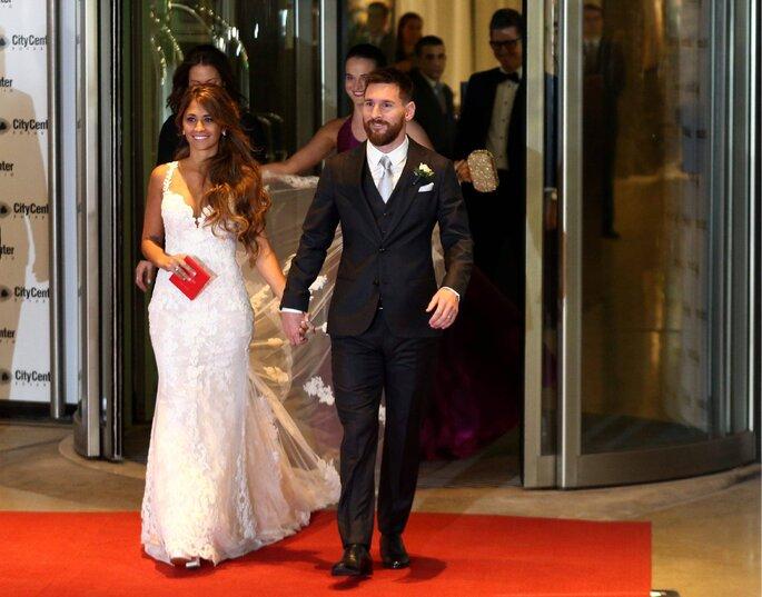Casamento Leo Messi e Antonella