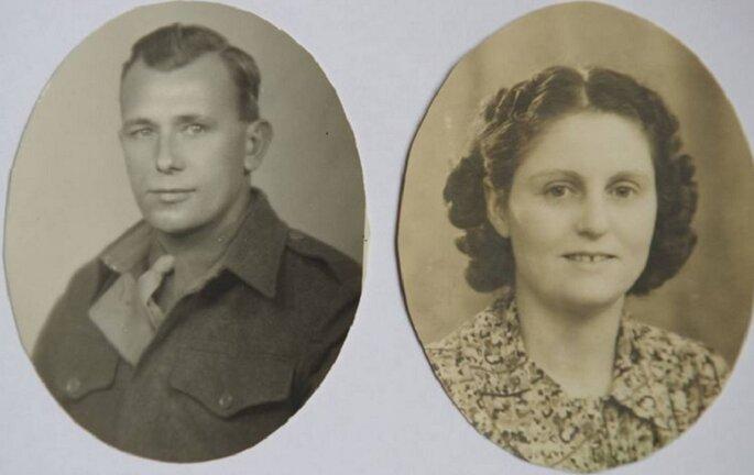 Frank y Joyce Dodd