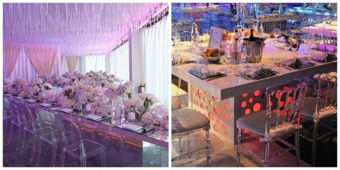 Organiser le mariage de ses rêves facilement et sans dépasser son budget! Photo: Clic My Event.