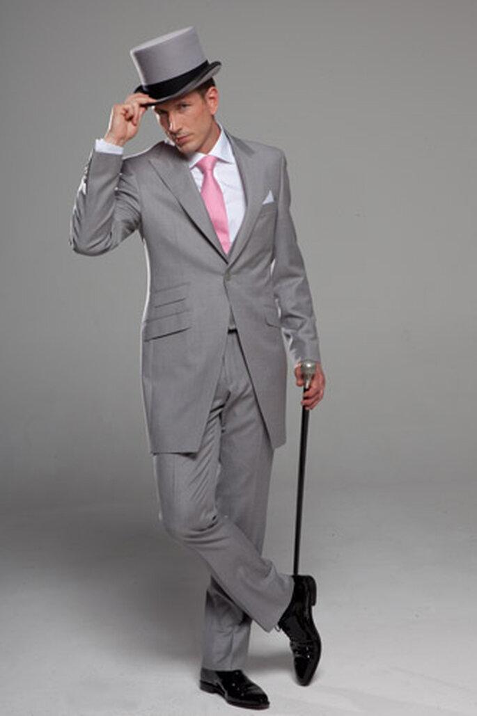 Kees Van Beers : des costumes de mariage aux finitions parfaites et aux matières top chics
