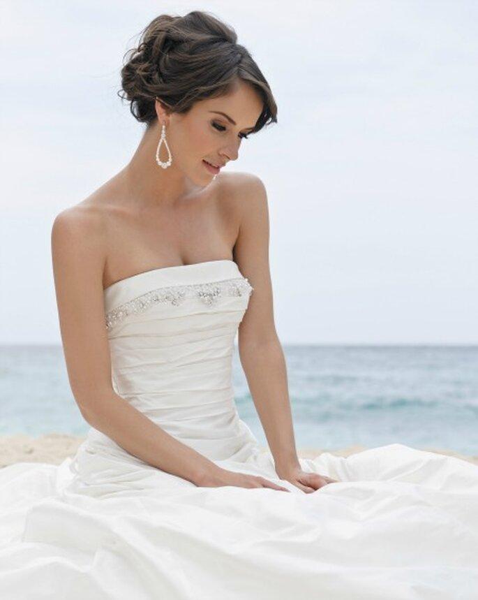 Lucir radiante en tu boda es el reflejo de los cuidados previos. Foto: Marylise