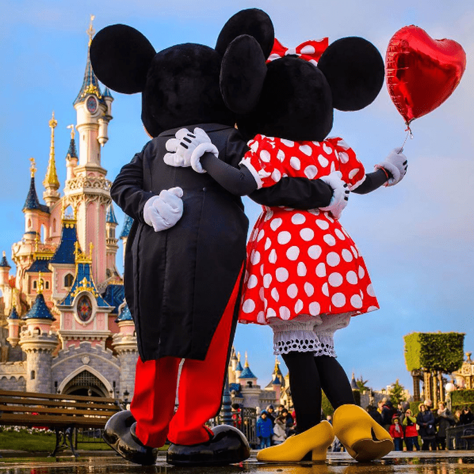 Photo : @disneylandparis