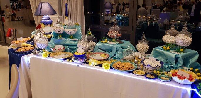 Amis Catering & Banqueting - confettata