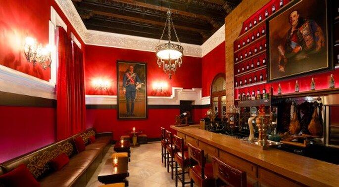 A l'Hôtel Alfonso XIII à Séville, vous profiterez de moments privilégiés en amoureux