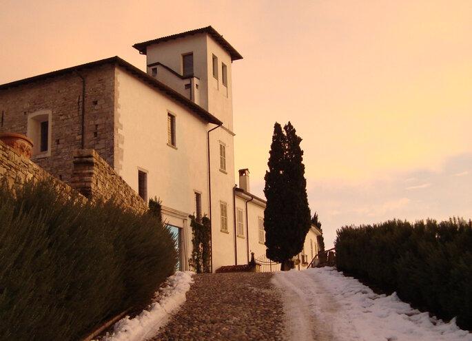 Castello in cui poter organizzare ricevimento nuziale in Italia