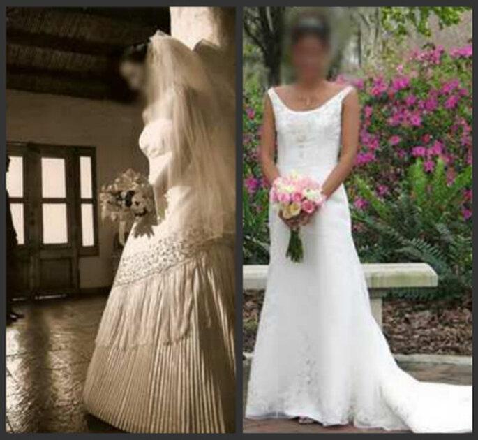 En De Novia a Novia son muy exigentes en cuanto a la calidad y diseño de cada uno de los vestidos y complementos, asegurándote que los precios estén muy por debajo de uno nuevo hecho a medida o comprado en tienda.