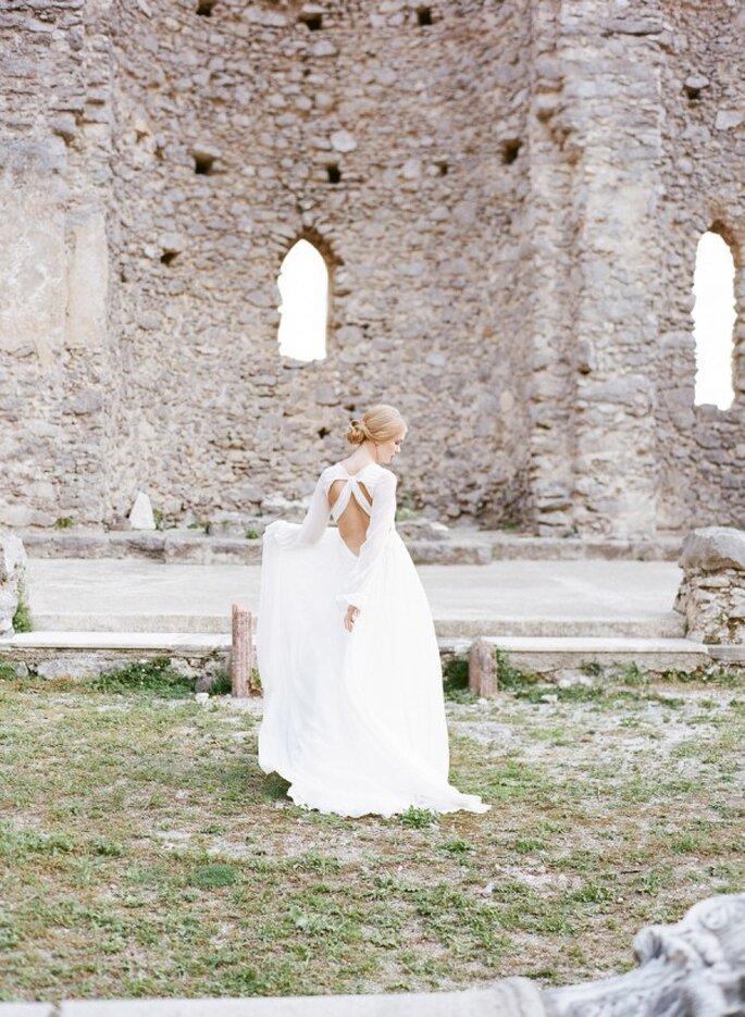15 tips efectivos para encontrar el vestido de novia perfecto - Sandra Aberg