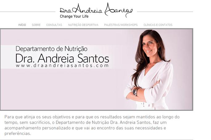 Dra Andreia Santos