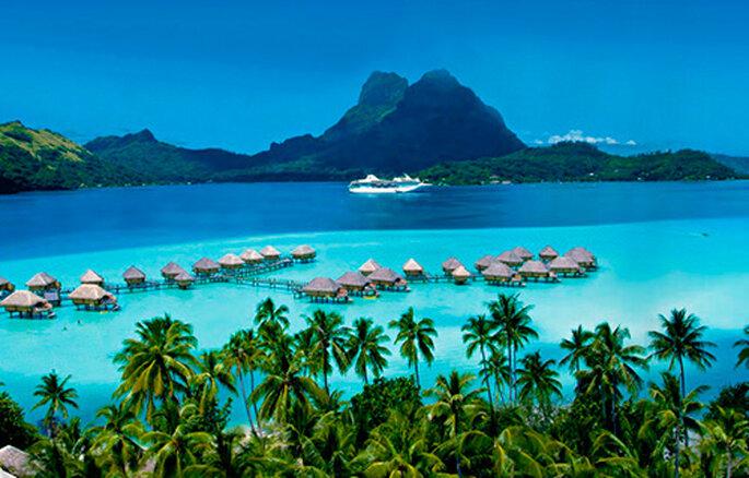 Un crucero para tu luna de miel a la Polinesia Francesa