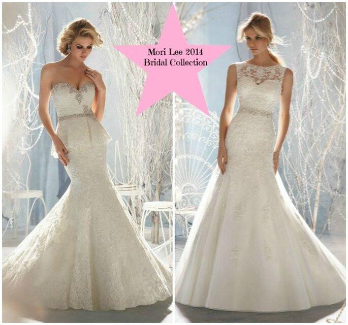 Mori Lee 2014 Bridal Collection...abiti favolosi! Foto: www.morilee.com
