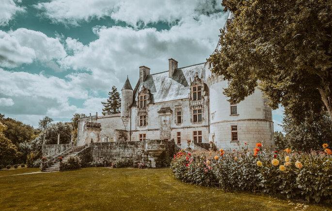 Château de Crazannes - Lieu de réception pour votre mariage - Charente-Maritime
