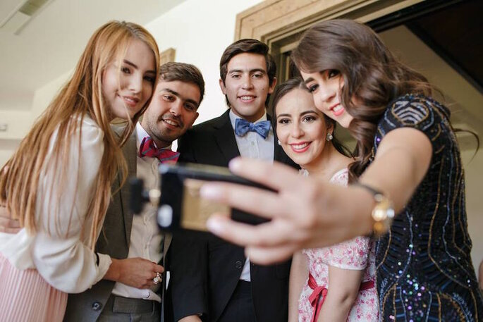¿Cómo ser la invitada de boda más fotografiada? - Armando Aragón