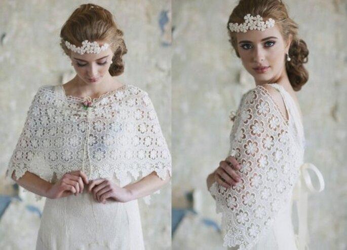 Original Vintage-Brautkleider sparen Geld und liegen im Trend – Foto:  RUCHE