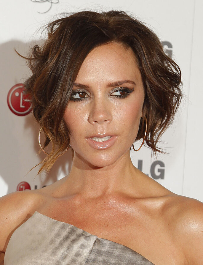Victoria Beckham  Foto: LG Mobile Phone Touch event