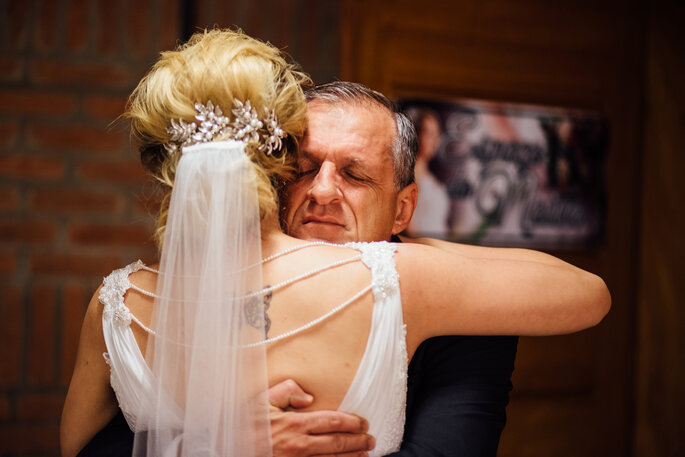 preparação da noiva