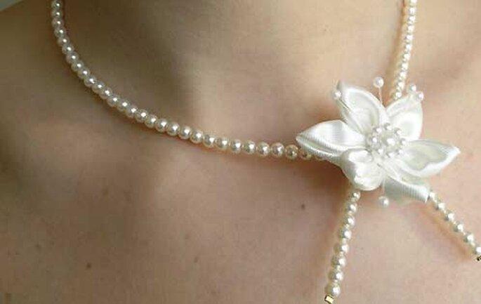 Rien de tel qu'un collier de perles pour votre perle rare !