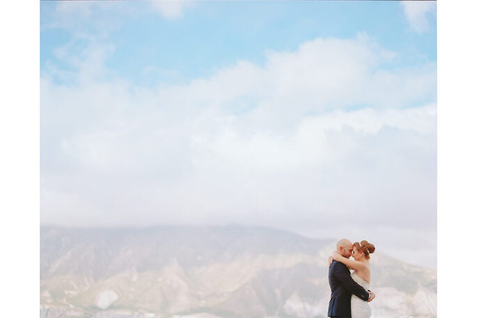 La boda de Sonia y Héctor, un amor por las nubes - Fer Juaristi