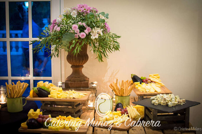 Muñoz & Cabrera Catering