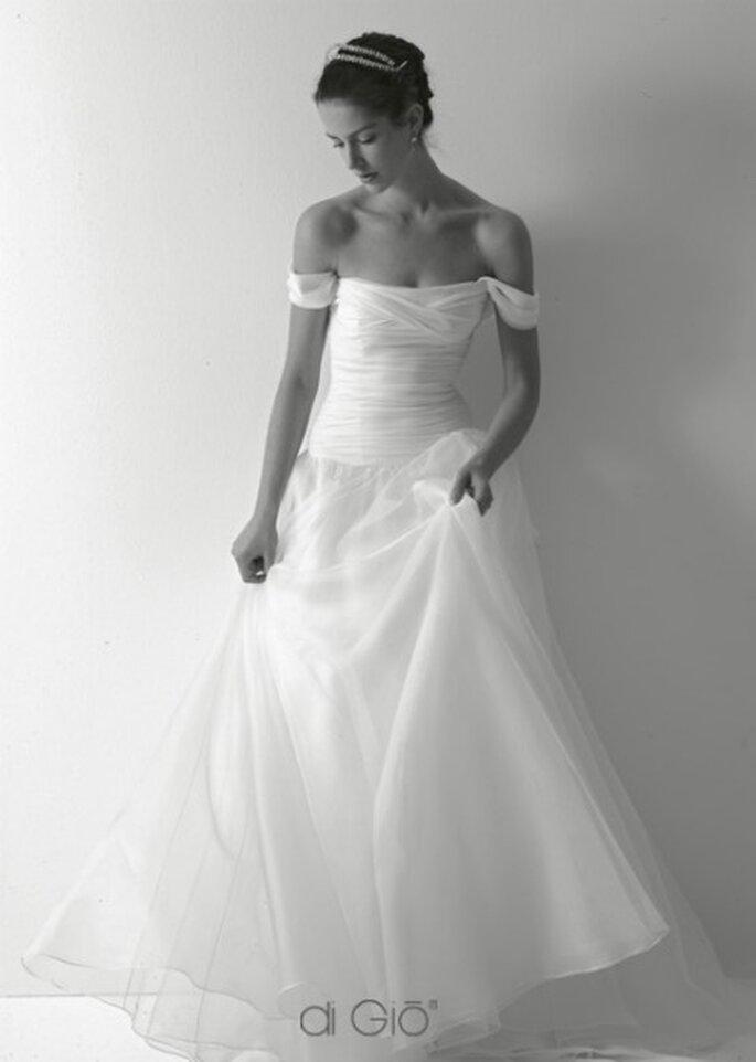 La robe de mariée de Claudia - Le Spose di Gio Mod. CL 20
