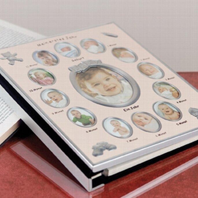 Fotoalbum mit Jahresrückblick – Foto: weddix.de