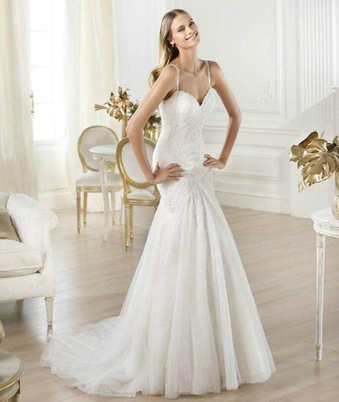 Prenez rendez-vous pour essayer votre robe de mariée Pronovias