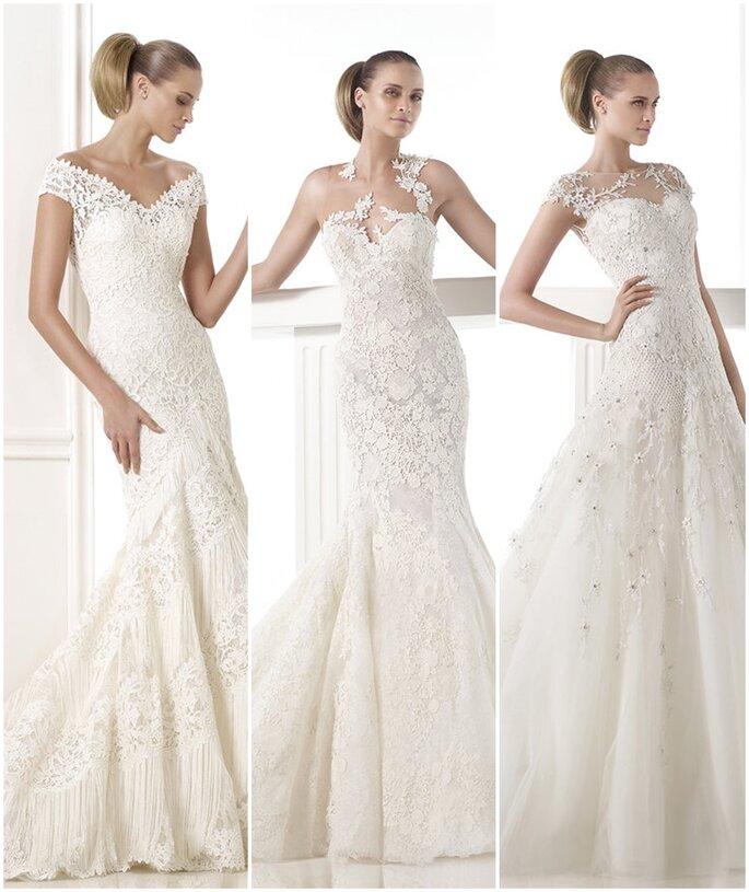 best authentic e62f2 64784 Prezzi abiti da sposa Pronovias 2015: un sogno possibile per ...